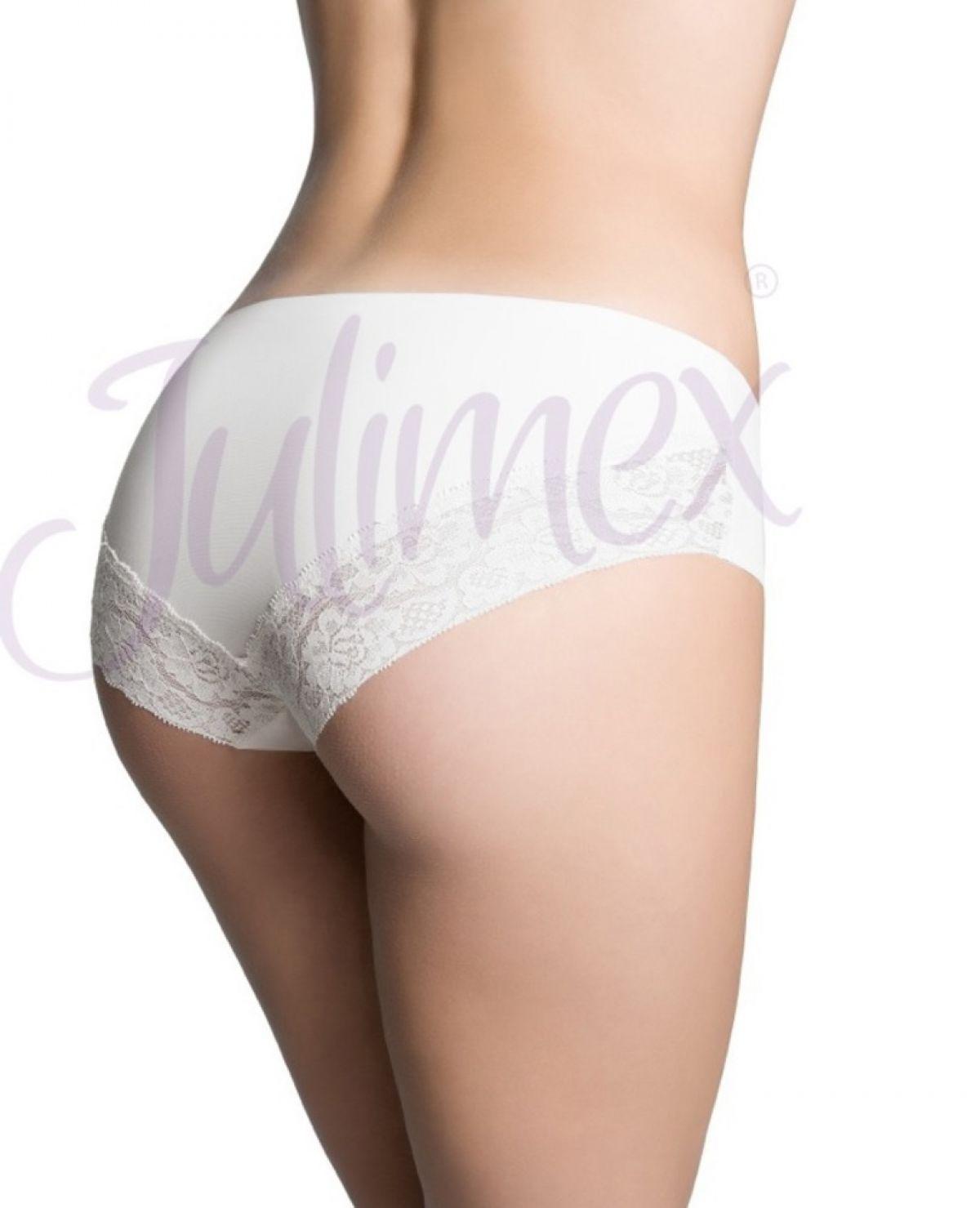 Julimex Cheekie panty Bílá XL